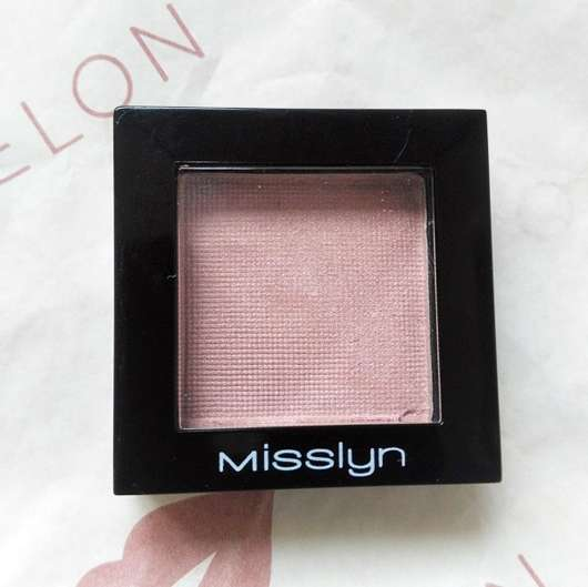 <strong>Misslyn</strong> Eyeshadow - Farbe: 63 girly talk (LE)