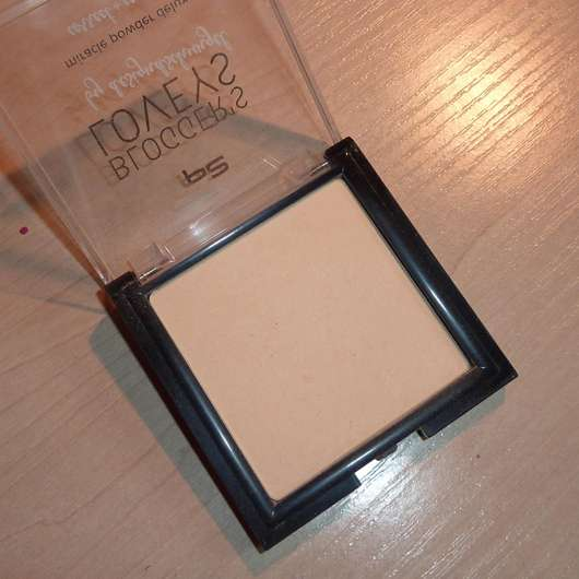 p2 blogger's loveys by designdschungel miracle powder deluxe correct + conceal (LE) Nuance