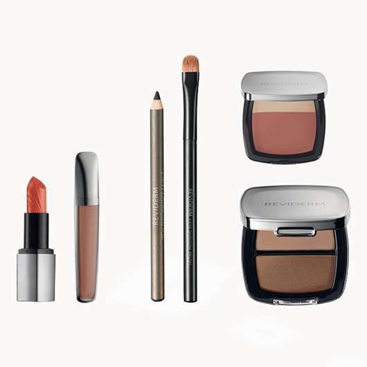 2 x 1 REVIDERM Skincare-Inspired Make-up Look zu gewinnen