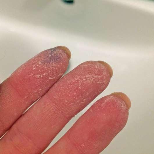 Rückstände des Douglas Hair Tinted Dry Shampoo, Farbe: Blond Hair