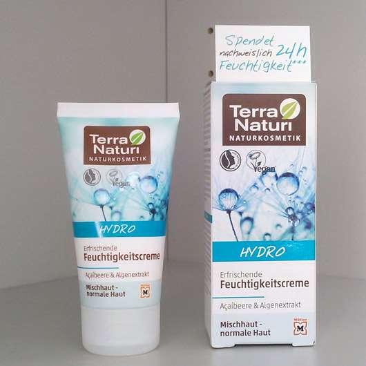 <strong>Terra Naturi Naturkosmetik</strong> Hydro Erfrischende Feuchtigkeitscreme