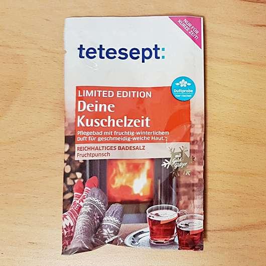 <strong>tetesept</strong> Deine Kuschelzeit Reichhaltiges Badesalz (LE)