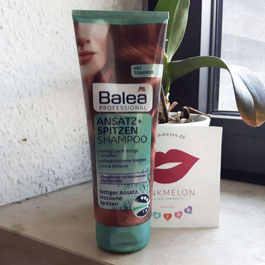 <strong>Balea Professional</strong> Ansatz + Spitzen Shampoo