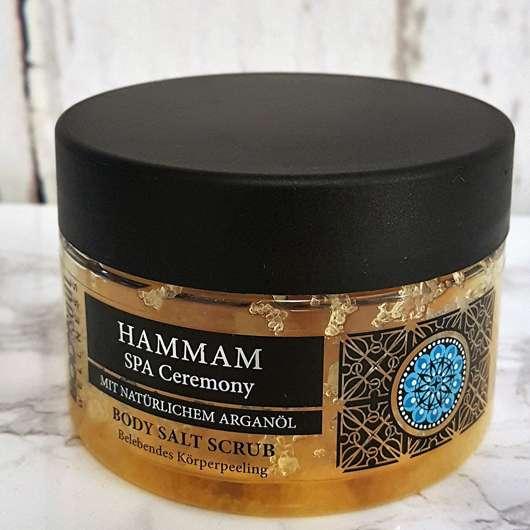 <strong>Body & Soul Wellness</strong> Hammam Spa Ceremony Body Salt Scrub