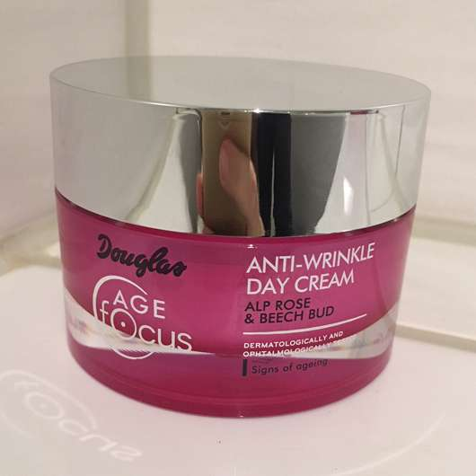 <strong>Douglas Age Focus</strong> Anti-Wrinkle Day Cream