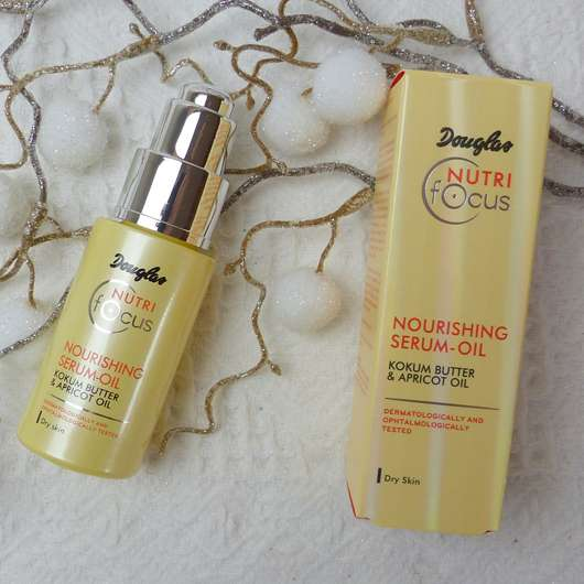 <strong>Douglas Nutri Focus</strong> Nourishing Serum-Oil