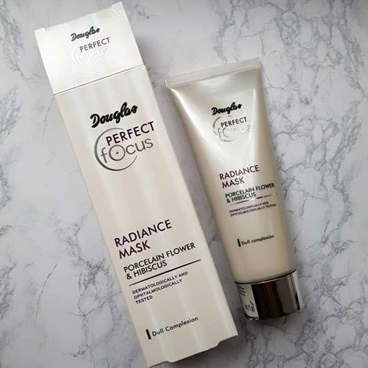 <strong>Douglas Perfect Focus</strong> Radiance Mask