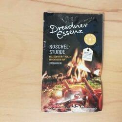 Produktbild zu Dresdner Essenz Kuschelstunde Pflegebad