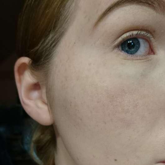 ebelin Professional Make-up Artist Contouring-Pinsel Gesichtspartie vorher