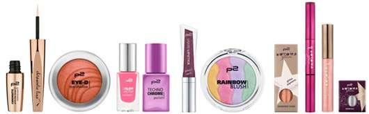 p2 cosmetics Make-up Set