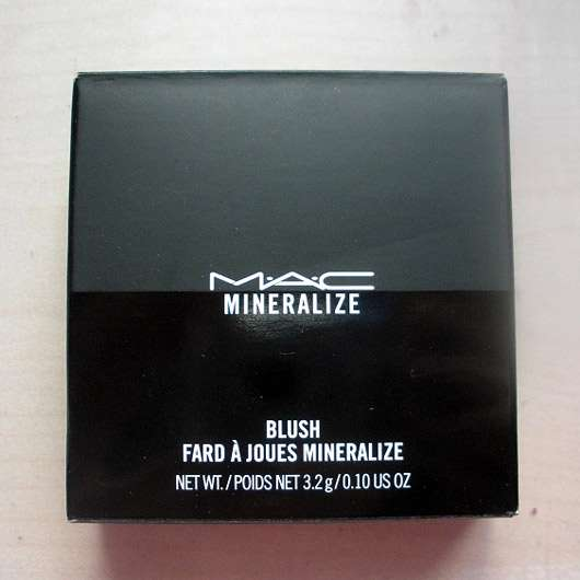 <strong>M·A·C</strong> Mineralize Blush - Farbe: Warm Soul