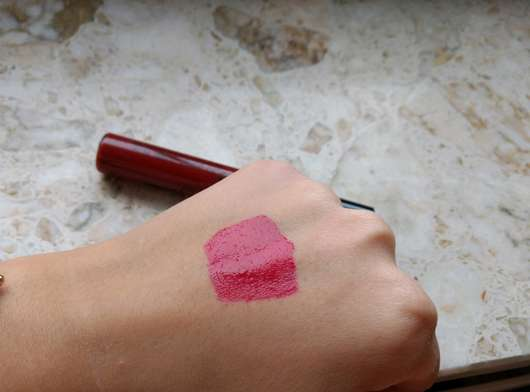 Misslyn Color Kiss Lip Butter, Farbe: 09 Howdy Sweetheart Swatch