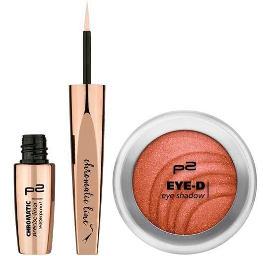 p2 cosmetics Produkte für die Augen