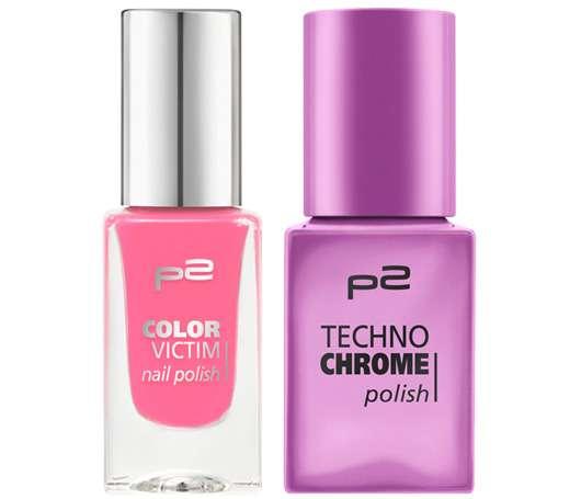 Nagellacke von p2 cosmetics