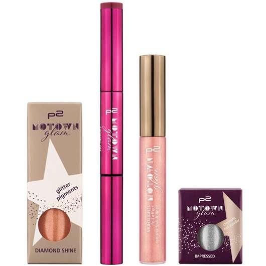 10 Glamour Make-up Sets von p2 cosmetics zu gewinnen