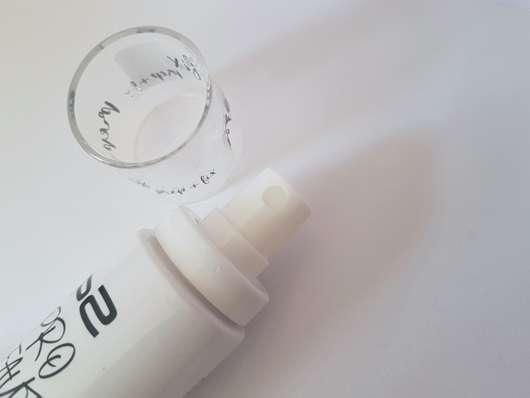 p2 pro beauty prep + fix spray Sprühkopf