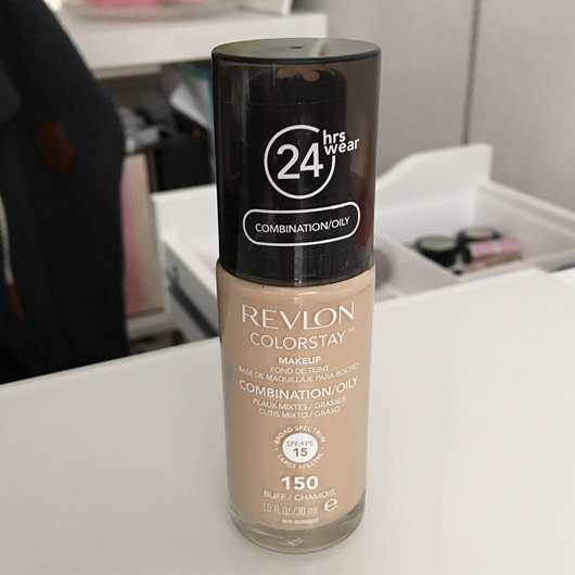 Revlon Colorstay Makeup Combination/Oily Skin, Farbe: 150 Buff