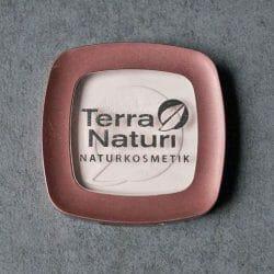 Produktbild zu Terra Naturi Naturkosmetik Mono Eyeshadow – Farbe: 01 shell