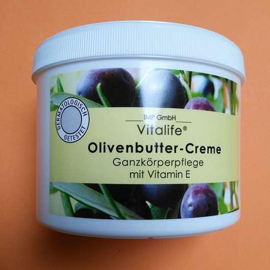 Vitalife Olivenbutter Creme Design