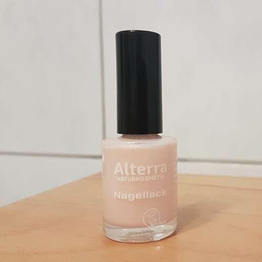 Alterra Nagellack, Farbe: 010 Rose Blossom Flasche