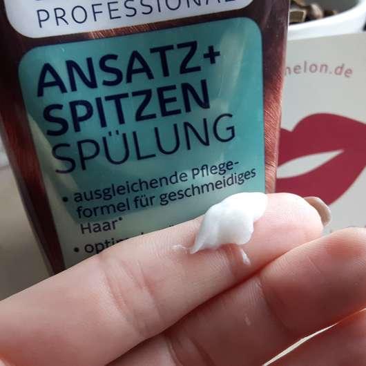 Swatch - Balea Professional Ansatz + Spitzen Spülung