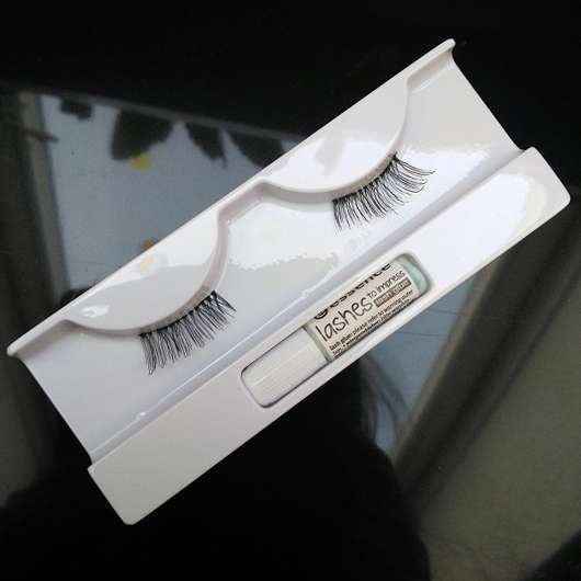 essence lashes to impress - 03 half lashes Produkte