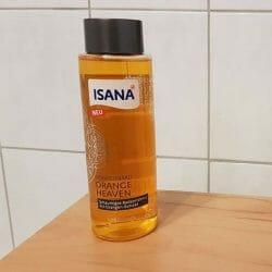 Produktbild zu ISANA Verwöhnbad Orange Heaven