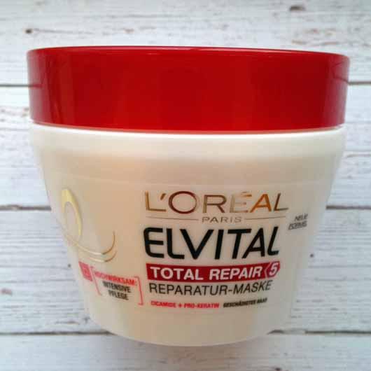 <strong>L'ORÉAL PARiS Elvital</strong> Total Repair 5 Reparatur-Maske