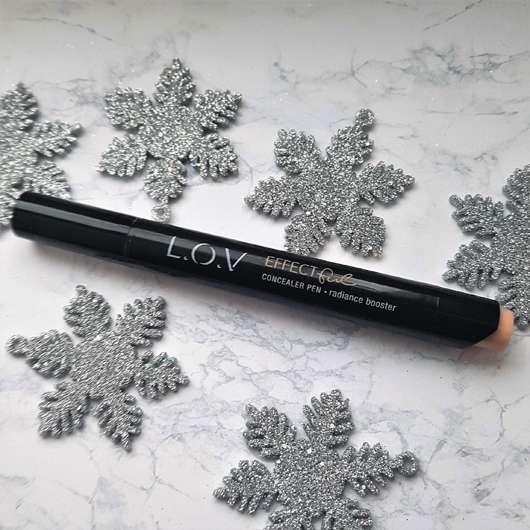 L.O.V EFFECTful Concealer Pen, Farbe: 015 Wake-up Peach