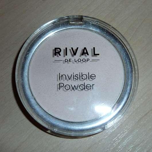 Rival de Loop Invisible Powder, Farbe: 01 Invisible Matt - Verpackung