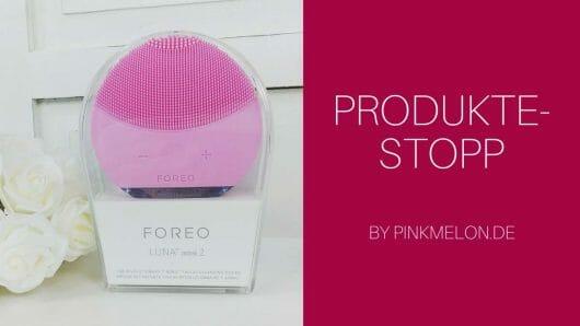 Gesichtsreinigung 2.0 mit der neuen Bürste von FOREO