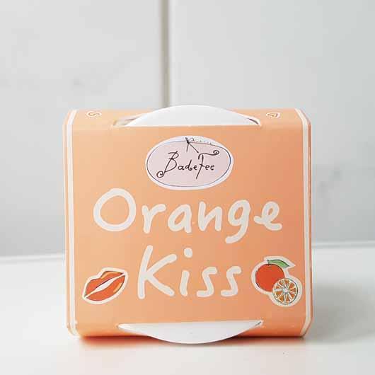 BadeFee Lippenpeeling Orange