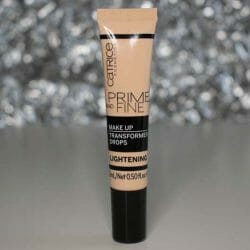 Produktbild zu Catrice Prime And Fine Make Up Transformer Drops – Farbe: Lightening