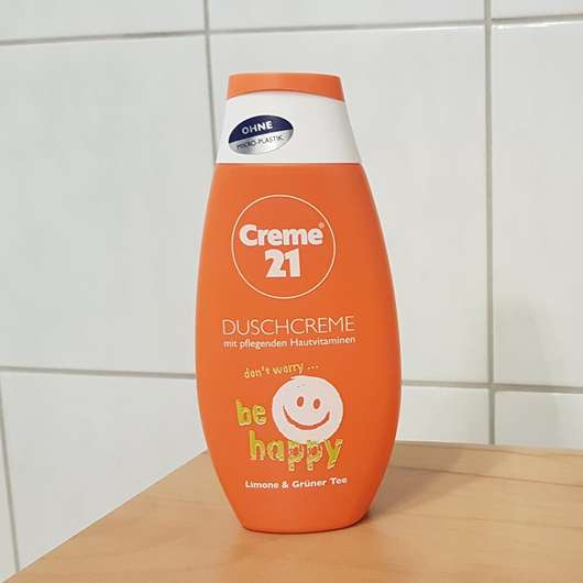 <strong>Creme 21</strong> Duschcreme Be Happy