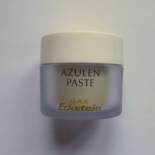 <strong>Dr. R.A. Eckstein BioKosmetik</strong> Azulen Paste