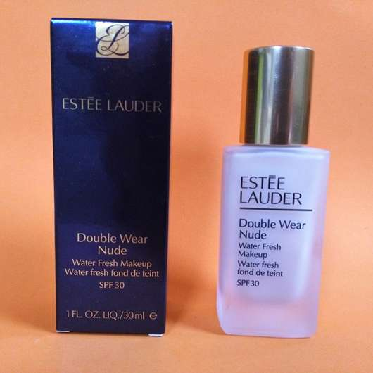 <strong>Estée Lauder</strong> Double Wear Nude Water Fresh Makeup SPF 30 - Farbe: 1N0 Porcelain