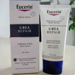 Produktbild zu Eucerin Urea Repair Gesichtscreme (trockene Haut)