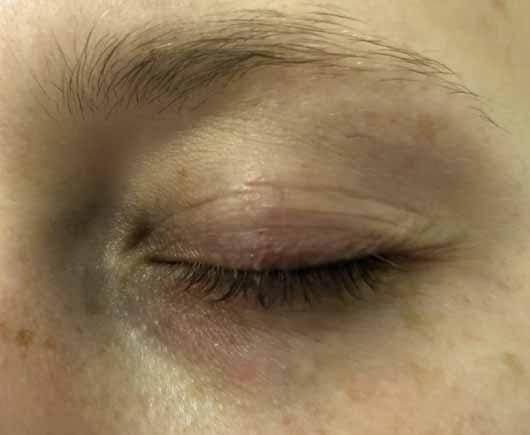 ISANA Clean + Care 3in1 milde Reinigungstücher - Auge nach dem Abschminken