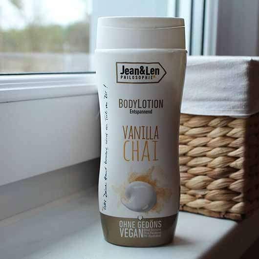 <strong>Jean&Len</strong> Bodylotion Vanilla Chai