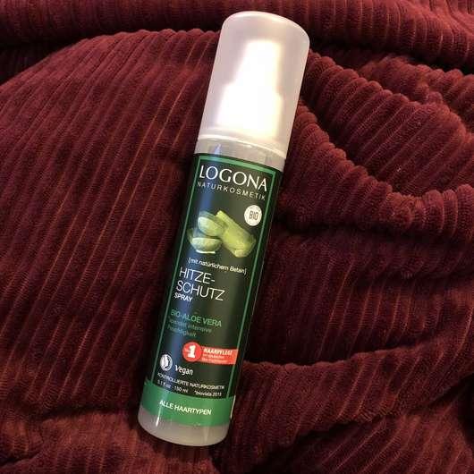 LOGONA Hitzeschutzspray Bio-Aloe Vera