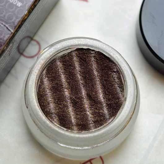 L.O.V EYEttraction Magnetic Loose Eyeshadow, Farbe: 520 Metalight - Tiegel geöffnet