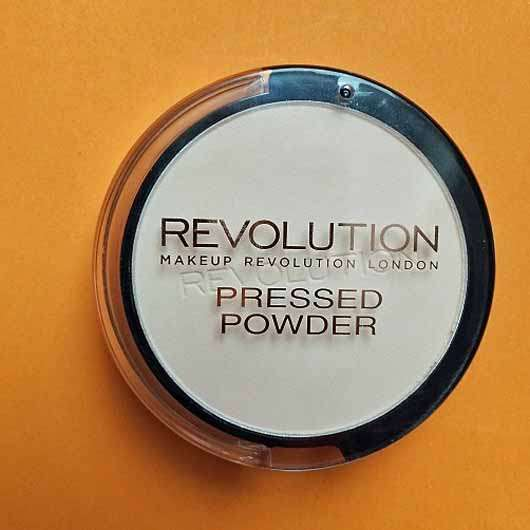 <strong>Makeup Revolution</strong> Pressed Powder - Farbe: Porcelain Soft Pink
