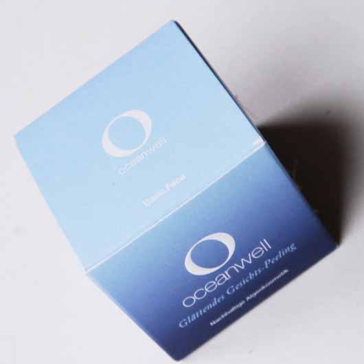 <strong>Oceanwell</strong> Glättendes Gesichts-Peeling