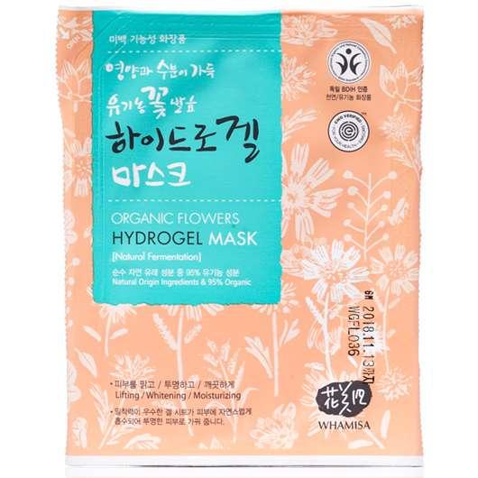 Hydrogel Masks von WHAMISA