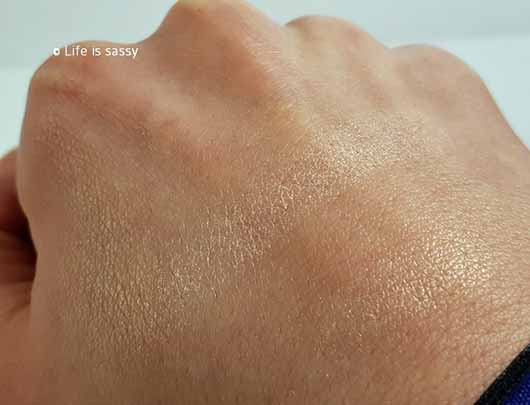 p2 4D time to chrome highlighter, Farbe: 010 beaming lightness (LE) - Swatch