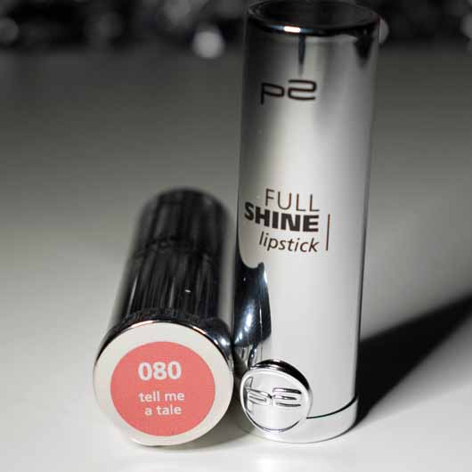 p2 full shine lipstick, Farbe: 80 tell me a tale