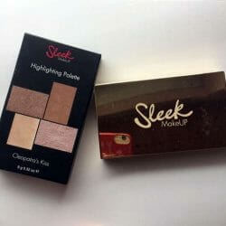 Produktbild zu Sleek MakeUP Highlighting Palette – Farbe: 33 Cleopatra's Kiss