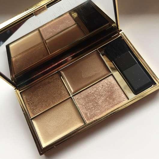 Sleek MakeUp Highlighting Palette, Farbe: 33 Cleopatra's Kiss - geöffnete Palette