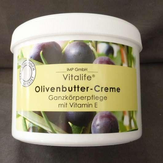 <strong>Vitalife</strong> Olivenbutter Creme