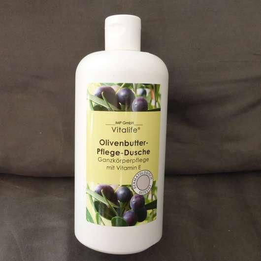 <strong>Vitalife</strong> Olivenbutter Pflegedusche